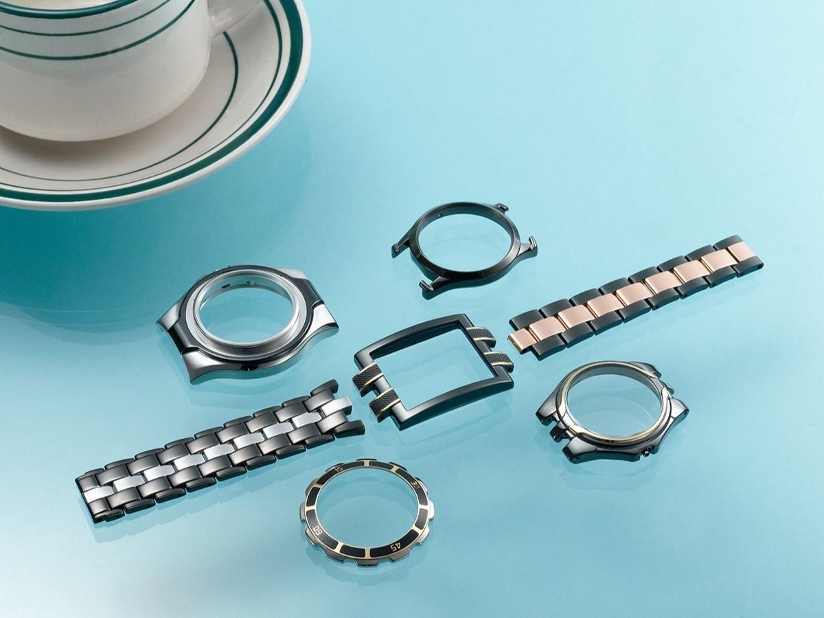 钟表配件PVD镀膜