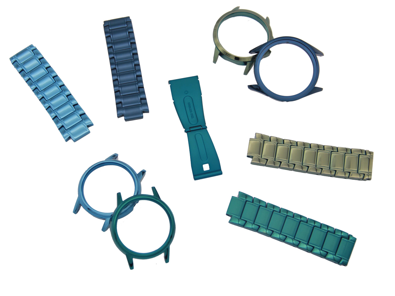 蓝色PVD镀膜