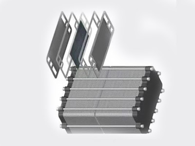 森丰pvd镀膜加工氢能源电堆金属极板金膜及碳膜功能膜层应用案例