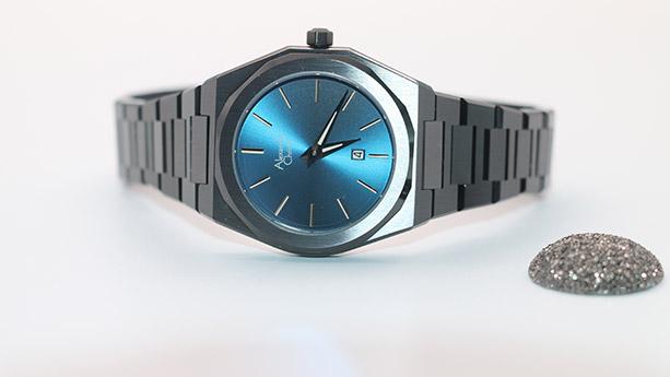 手表真空镀DLC膜