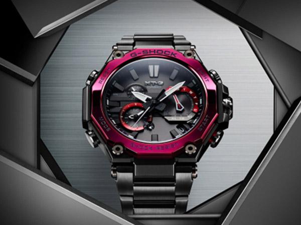 森丰手表配件pvd镀膜厂家酒红色膜层应用案例