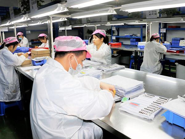 pvd镀膜厂家,真空镀膜厂家,森丰流程展示-2、IQC