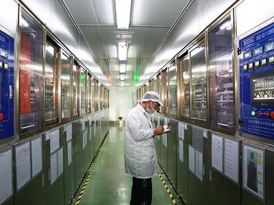 pvd镀膜厂家,真空镀膜厂家,森丰流程展示-4、清洗
