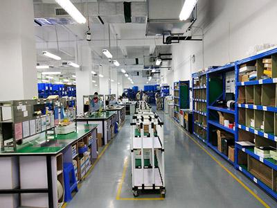 pvd镀膜厂家,真空镀膜厂家,森丰流程展示-8、入仓