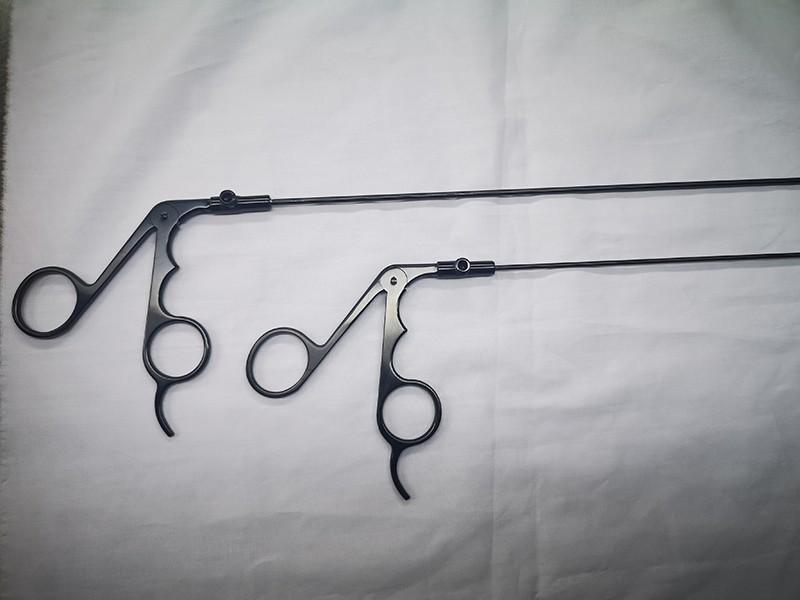 骨科医疗器械黑色真空镀膜加硬处理应用案例