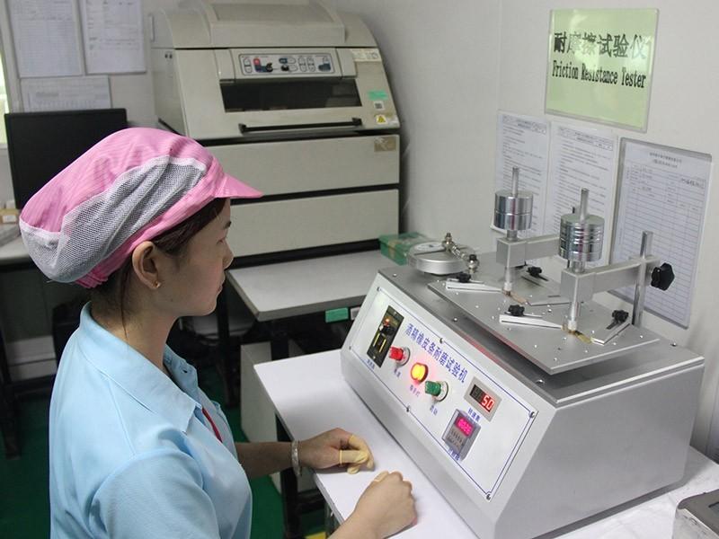 真空镀膜加工厂家,pvd镀膜加工厂家,森丰研发检测中心-耐磨测试仪器